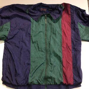 VTG ROUNDTREE & YORKE Windbreaker Jacket